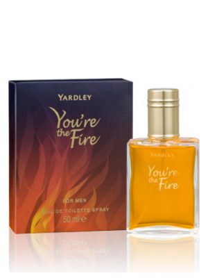 You're the Fire For Men Yardley