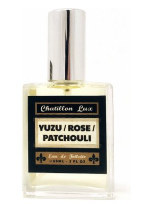 Yuzu/ Rose/ Patchouli Chatillon Lux Parfums