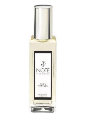 Yuzu Vanilla Note Fragrances