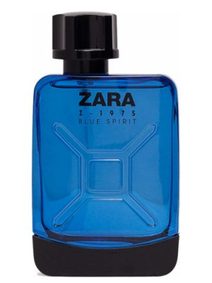 Z - 1975 Blue Spirit Zara