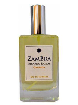 ZamBra Ricardo Ramos Perfumes de Autor