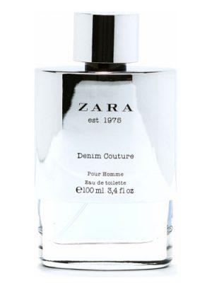 Zara EST 1975 Denim Couture Zara