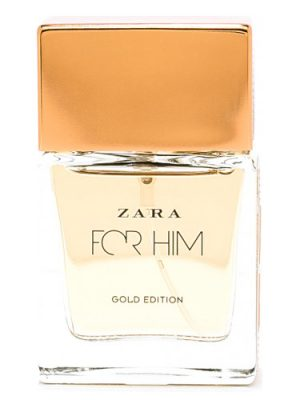 Zara For Him Gold Edition Zara