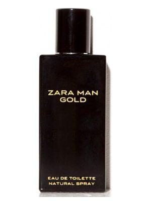Zara Man Gold Zara