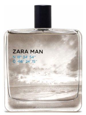Zara Man N 18º 34' 54'' O -68º 24' 15'' Zara
