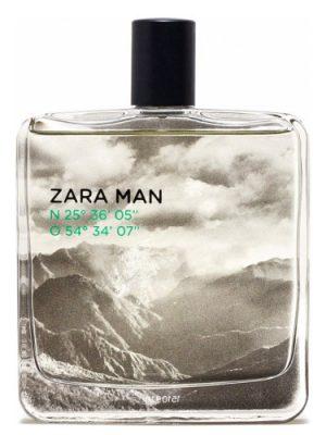 Zara Man N 25º 36' 05'' O 54º 34' 07'' Zara
