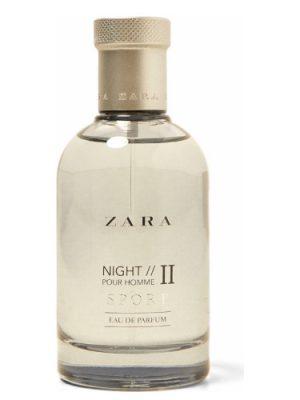 Zara Night Pour Homme II Sport Zara