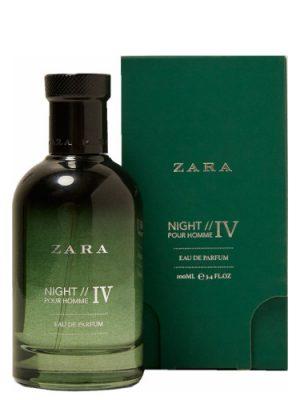 Zara Night Pour Homme IV Zara