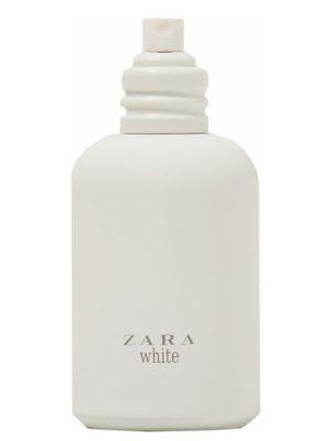 Zara White Zara