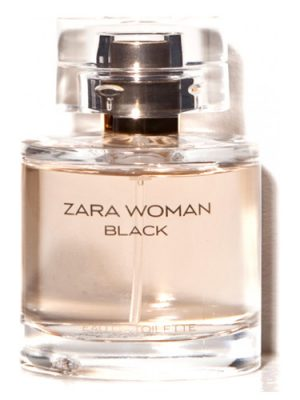 Zara Woman Black Eau de Toilette Zara