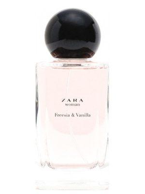 Zara Woman Freesia & Vanilla Zara