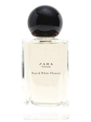 Zara Woman Pear & White Flowers Zara