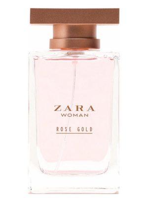 Zara Woman Rose Gold 2016 Zara